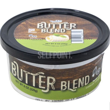 8 Oz Butter Blend 12 Per Case