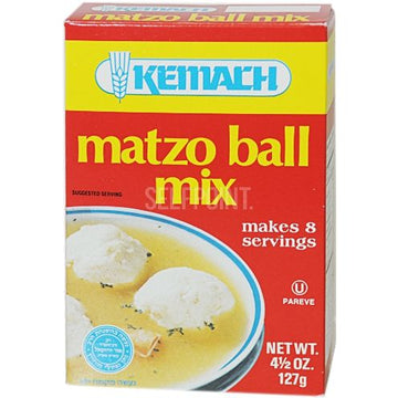 4.5 Oz Matzoh Ball Mix 24 Per Case