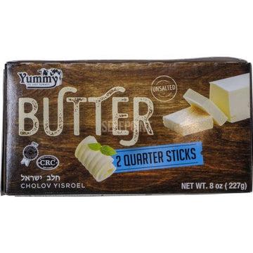 8 Oz Butter Sticks 12 Per Case