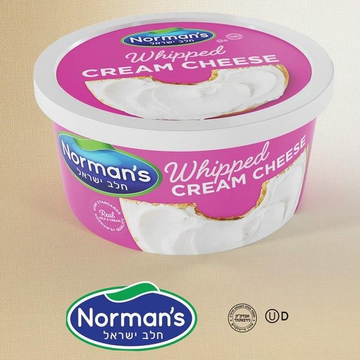 8 Oz Whipped Cream Cheese 12 Per Case