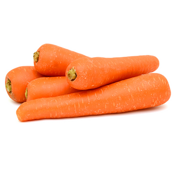 50 Lbs Carrots Loose Bag