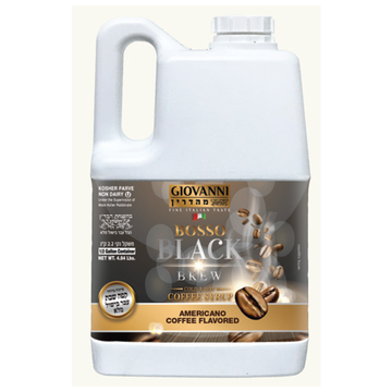 Half Gallon Americano Liquid Coffee 3 Per Case