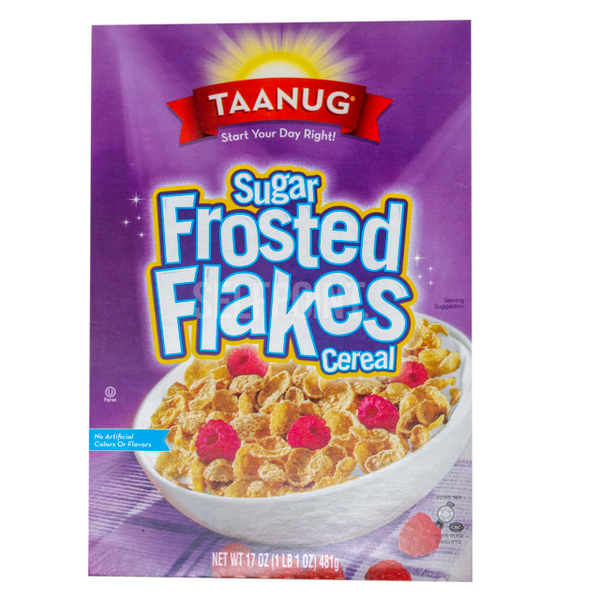 17 Oz Sugar Frosted Flakes 12 Per Case