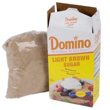 1 Lbs Light Brown Sugar 24 Per Case
