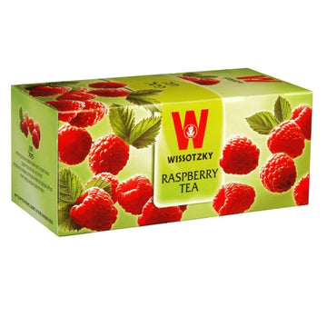 Raspberry Tea (Ind. Wrapped) 12 Boxes Per Case.