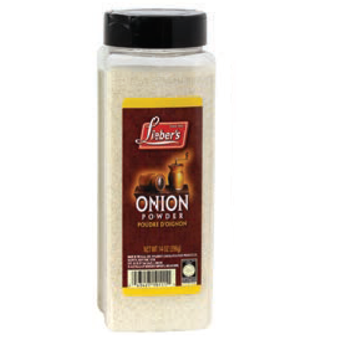 LIEBER'S ONION POWDER 14OZ 12 PER CS