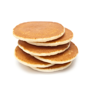 3Oz Extra Large Breakfast Pancakes 72 Per Case