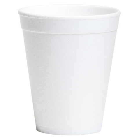 WINCUP 10OZ FOAM CUPS 25CT - 40PKS PER CASE