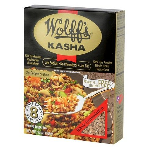 13 Oz Whole Kasha 12 Per Case