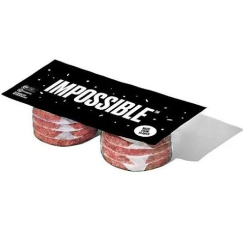 IMPOSSIBLE SLIDERS (Patties) 4 oz 40 CT
