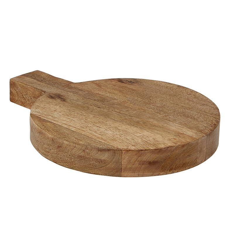 Small Round Cutting Board