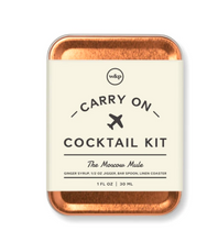 Load image into Gallery viewer, Moscow Mule Cocktail Kit