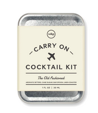 Load image into Gallery viewer, Old Fashioned Cocktail Kit