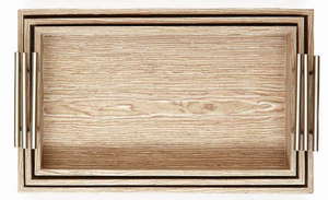 White Oak Berlin Tray