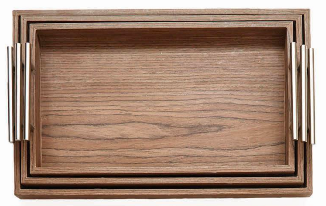 Chestnut Berlin Tray