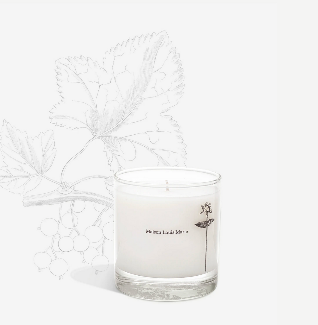 Antidris & Cassis Candle