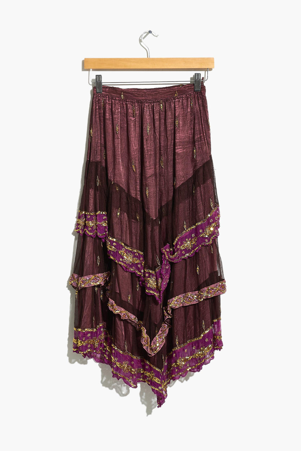 Indian wedding skirt