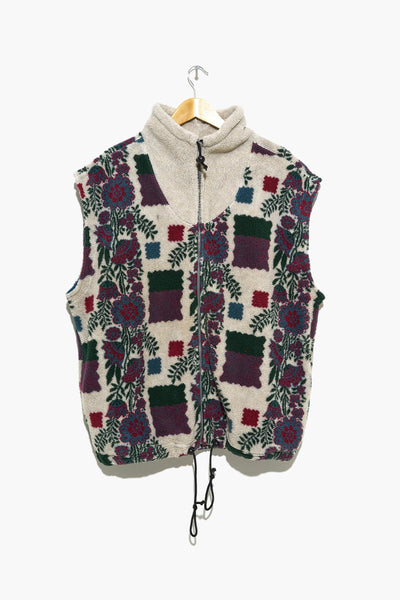 FLEECE Love Me Vest - burggasse24