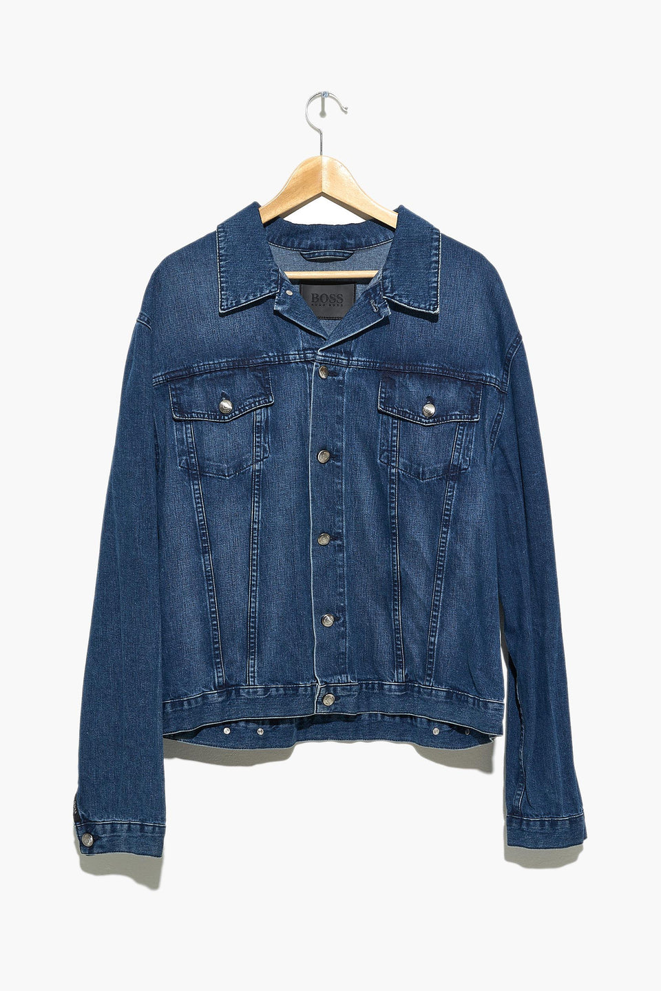 c HUGO BOSS denim jacket