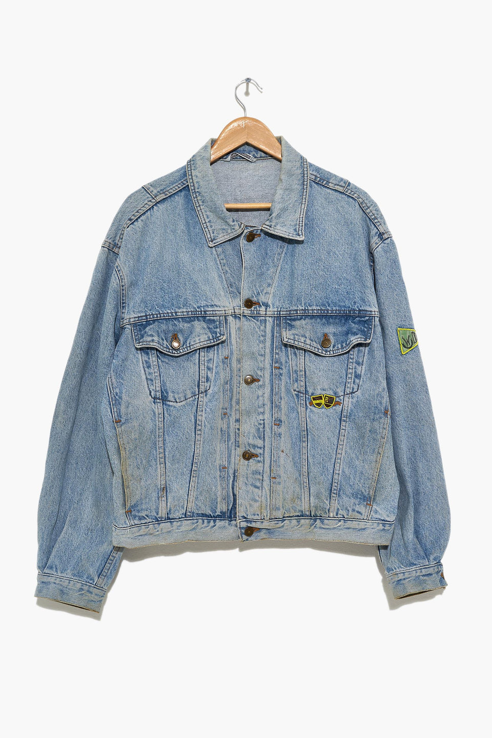 Wampum Denim Jacket