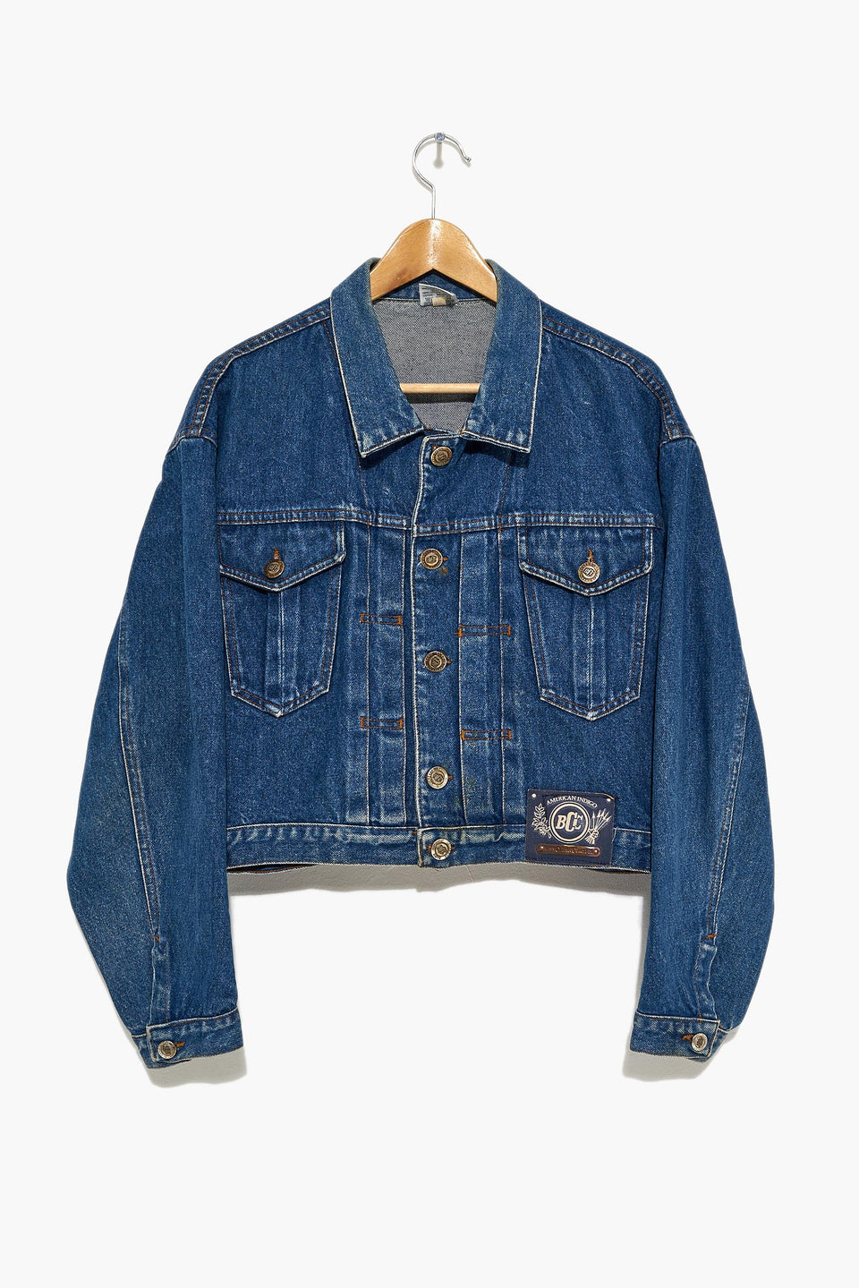 American Indigo Denim Jacket