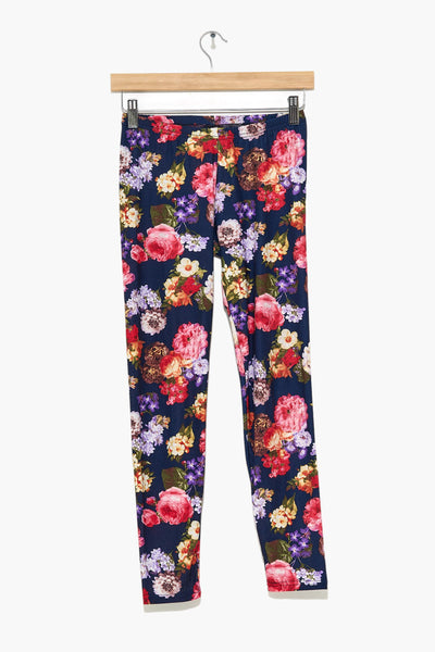 LITTLE FLOWERS Leggings - burggasse24