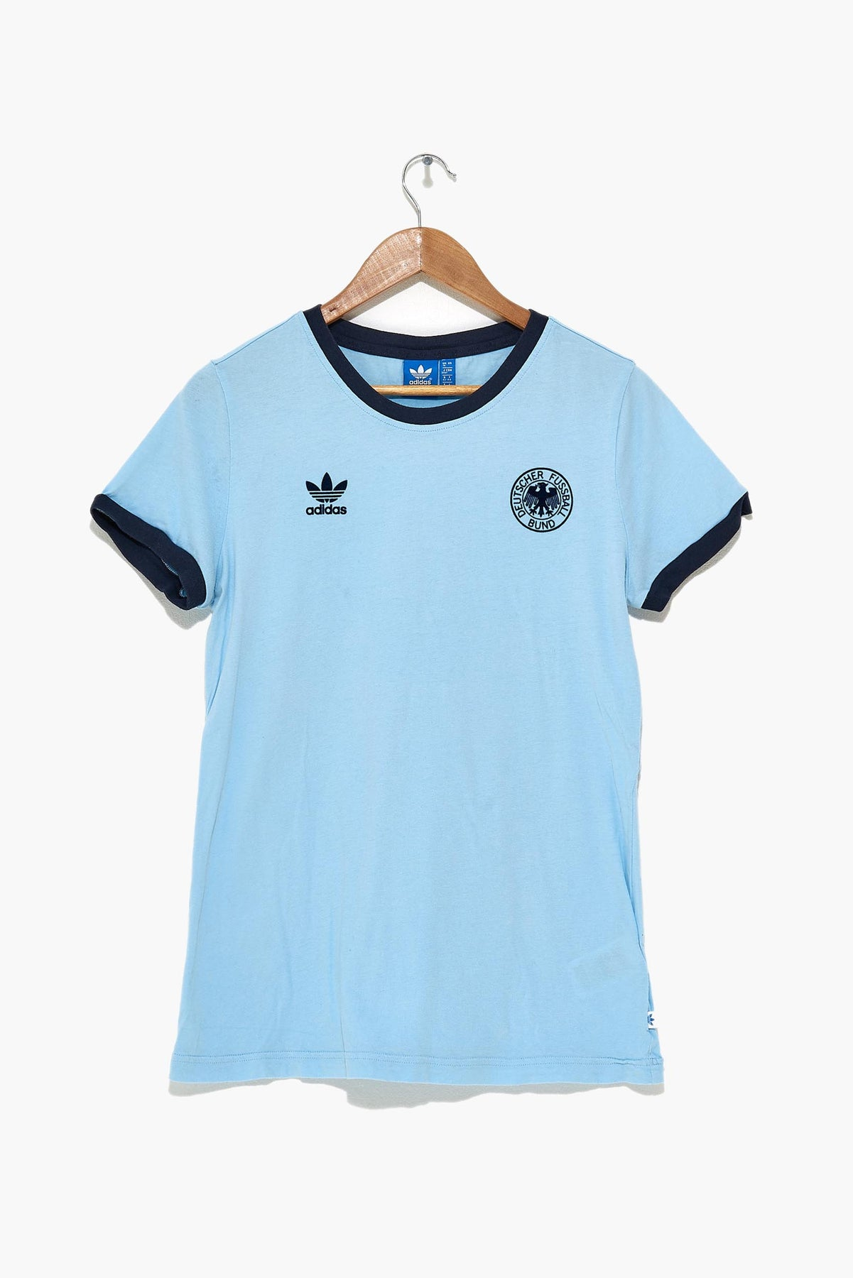 ADIDAS FOOTBALL T Shirt XL – Burggasse24