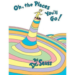 Oh, the Places you'll go - from Kicks to Kids