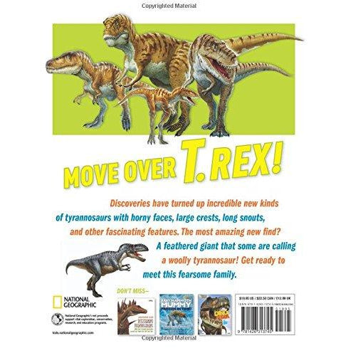 National Geographic Kids Tracking Tyrannosaurs - from Kicks to Kids