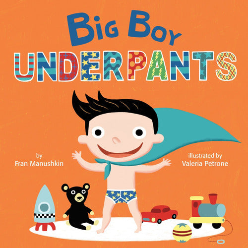 Big Boy Underpants - from Kicks to Kids