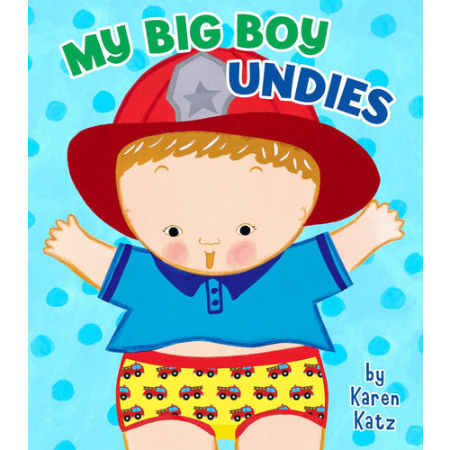 My Big Boy Undies - from Kicks to Kids