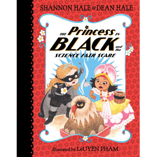 The Princess in Black and the Science Fair Scare (Hardcover) - from Kicks to Kids