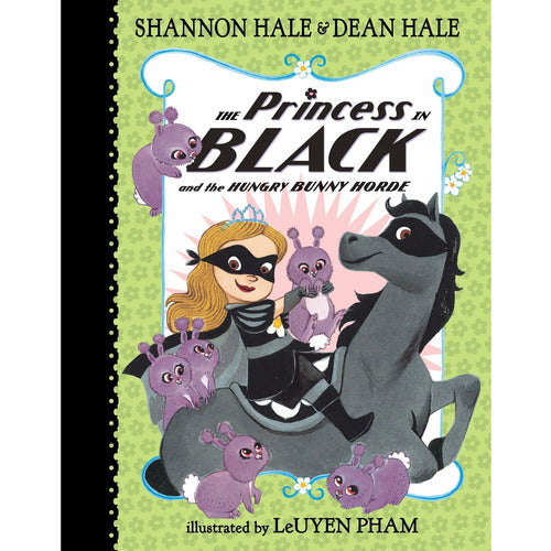 The Princess in Black and the Hungry Bunny Horde (Hardcover) - from Kicks to Kids