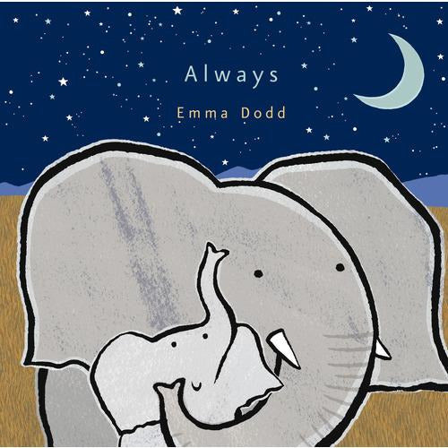 Always (Board Book) - from Kicks to Kids