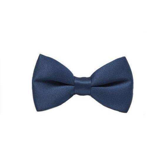 Solid Colored Belt Bow Ties - from Kicks to Kids