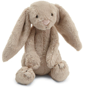 Bashful Beige Bunny (small) 7""