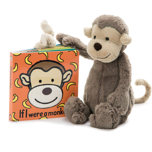 If I were a Monkey Book - from Kicks to Kids