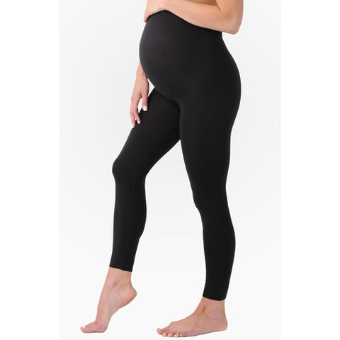 Bump Support Leggings Black