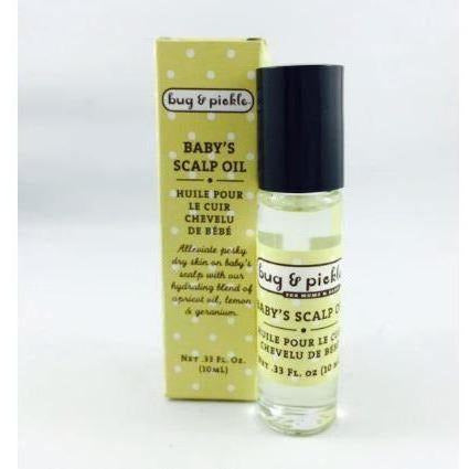 Bug & Pickle Baby Scalp Oil