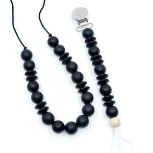 Modern Necklace - Black - from Kicks to Kids