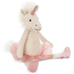 Dancing Darcey Unicorn (medium)