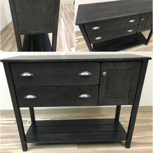 Yukon Designer Chest Slate (floor model) - from Kicks to Kids