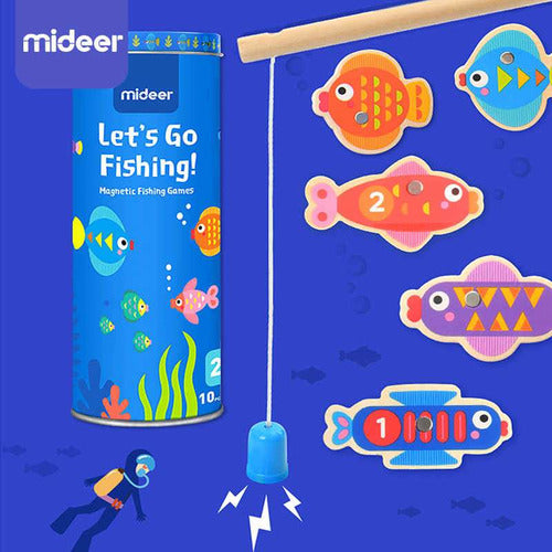 Let's Go Fishing Magnetic Game - from Kicks to Kids