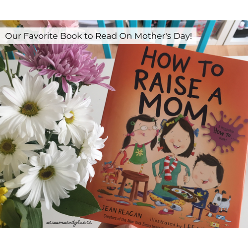 How to Raise a Mom (Board Book) - from Kicks to Kids