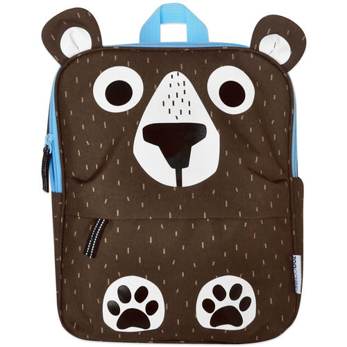 Everyday Square Backpacks - Bear - from Kicks to Kids