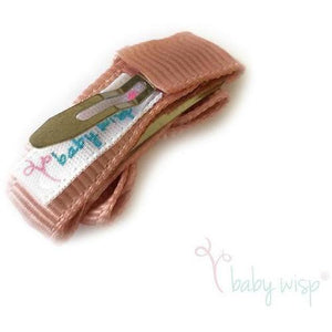 Small Snap Clip Charlotte Bow (5pc)