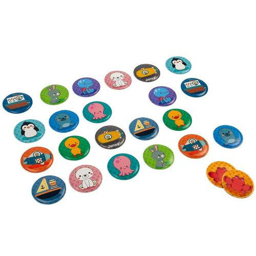 Bath Memory Game - from Kicks to Kids