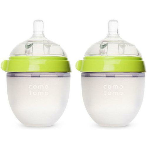 Silicone Baby Bottle 2 Pack - 150ml