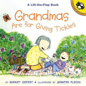 Grandma's Are For Giving Tickles - from Kicks to Kids