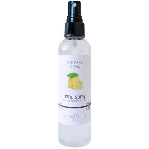 Squeaky Clean Hand Spray (125 ml) - from Kicks to Kids